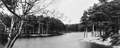 Harlaw Reservoir.