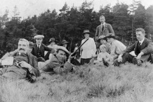 Malleny Ranges, 1919.